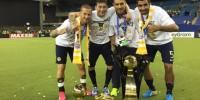 Paolo Goltz campeón de la CONCACAF