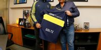 Paolo Goltz, flamante incorporación de Boca Juniors