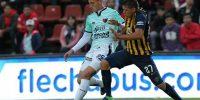 Tomas Chancalay debutó en Primera División