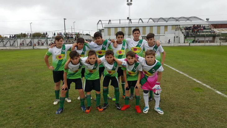 Finalistas del Torneo Infantil